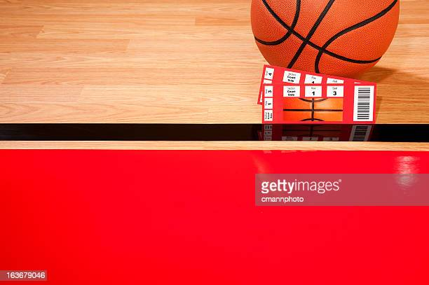 Court Side Basketball Tickets