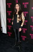 Courtenay Semel arrives at the Belvedere IX Launch Party on February 5 2009 in Hollywood California