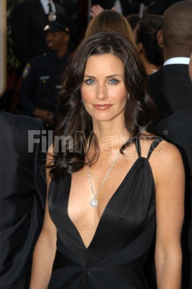 courteney cox arquette during the 60th annual golden globe