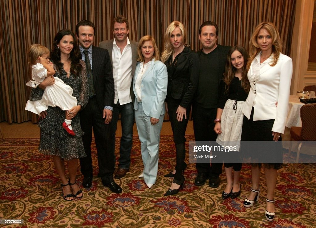 AFI Associates Honors Arquette Family With Award - Backstage