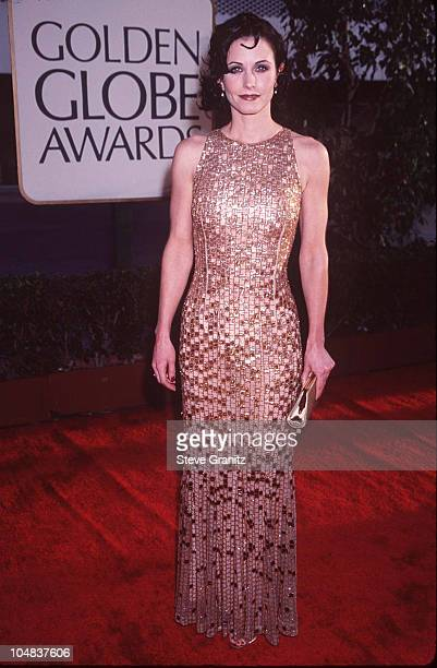 Courteney Cox during The 54th Annual Golden Globe Awards at Beverly Hilton Hotel in Beverly Hills California United States