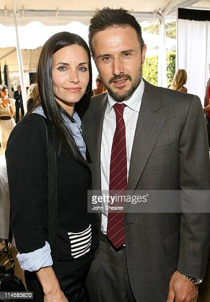 Courteney CoxArquette and David Arquette *EXCLUSIVE*