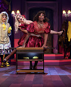 """Death Drop"" Dress Rehearsals At Garrick Theatre  -..."