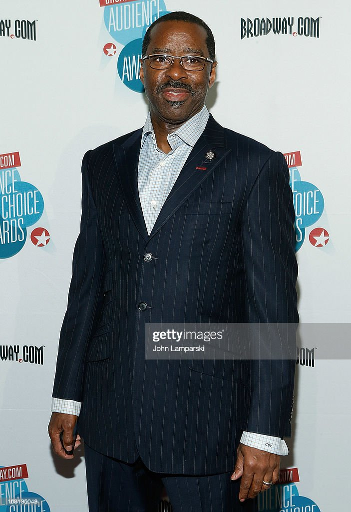 <a gi-track='captionPersonalityLinkClicked' href=/galleries/search?phrase=Courtney+B.+Vance&family=editorial&specificpeople=224059 ng-click='$event.stopPropagation()'>Courtney B. Vance</a> attends The 2013 Broadway.com Audience Choice Awards at Jazz at Lincoln Center on May 5, 2013 in New York City.