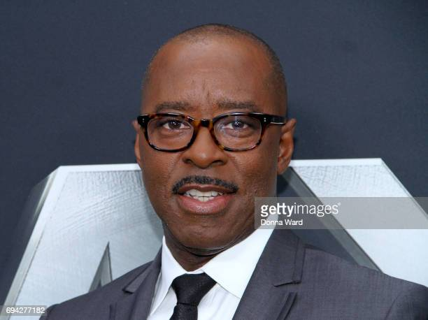 Courtney B Vance attends 'The Mummy' Fan Event at AMC Loews Lincoln Square on June 6 2017 in New York City