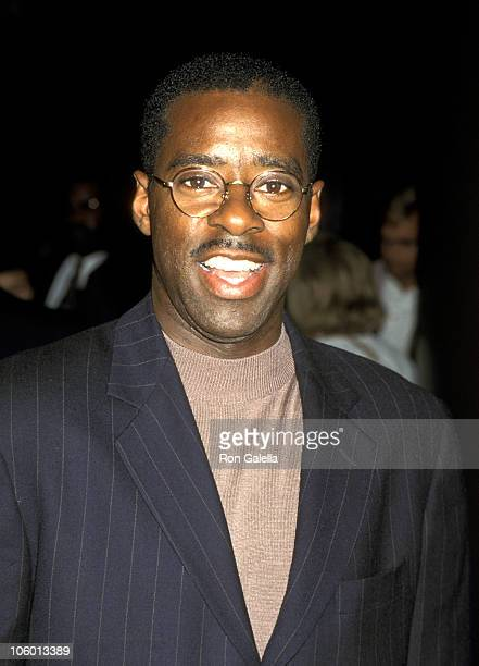 Courtney B Vance during 'The Tuskegee Airmen' Hollywood Premiere at Directors Guild Theater in West Hollywood California United States
