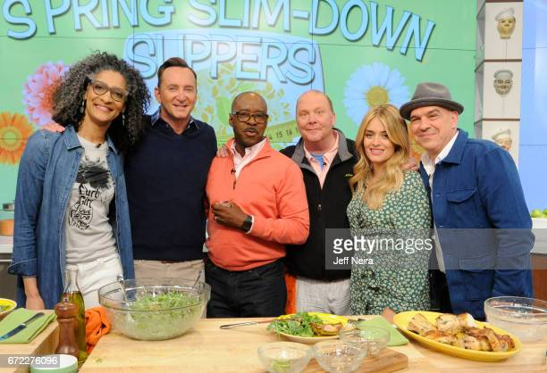 THE CHEW Courtney B Vance is the guest Wednesday April 19 2017 on ABC's 'The Chew' 'The Chew' airs MONDAY FRIDAY on the ABC Television Network SYMON