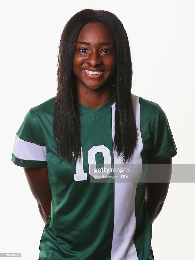 Nigeria Portraits - FIFA Women's World Cup 2015