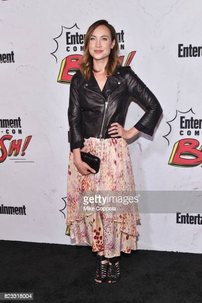 Courtney Ford at Entertainment Weekly's annual ComicCon party in celebration of ComicCon 2017 at Float at Hard Rock Hotel San Diego on July 22 2017...