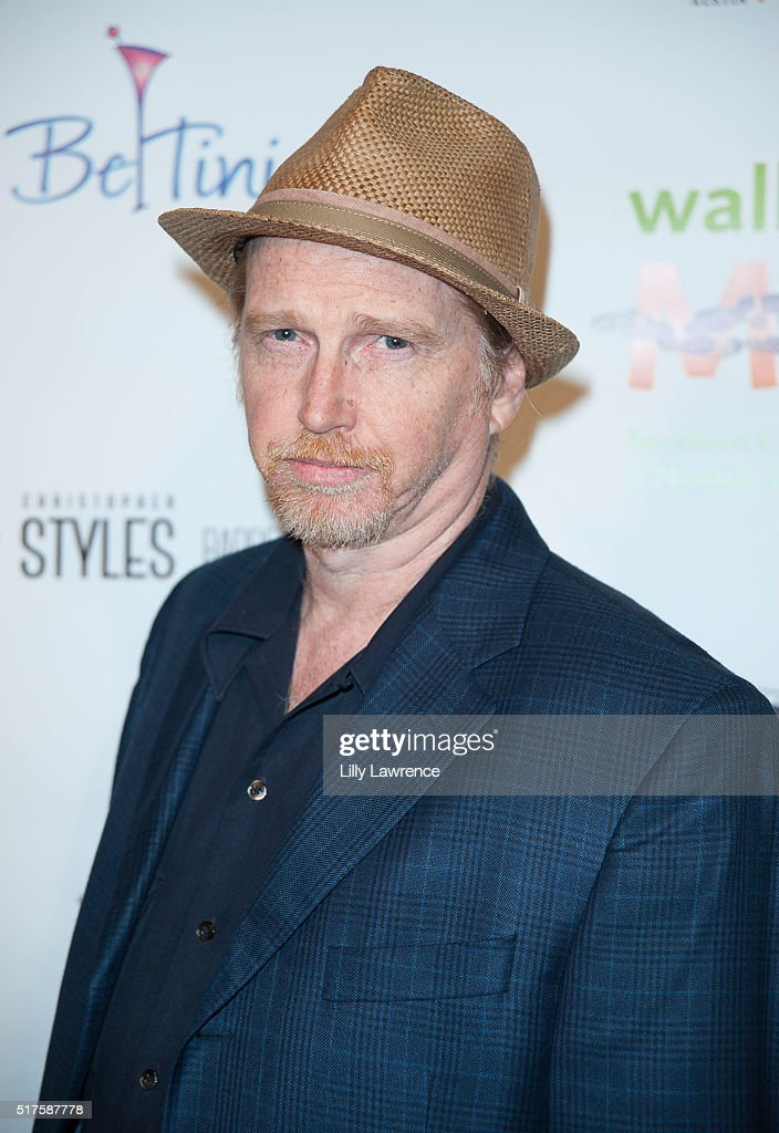Courtney Gains attends 3rd Annual LA's Walk MS Celebrity Kickoff Event at Bugatta Supper Club on March 25, 2016 in Los Angeles, California.
