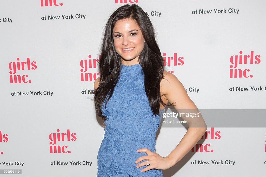 Courtney Galliano attends '2016 Girls Inc Spring Luncheon' at The Metropolitan Club on April 28, 2016 in New York City.