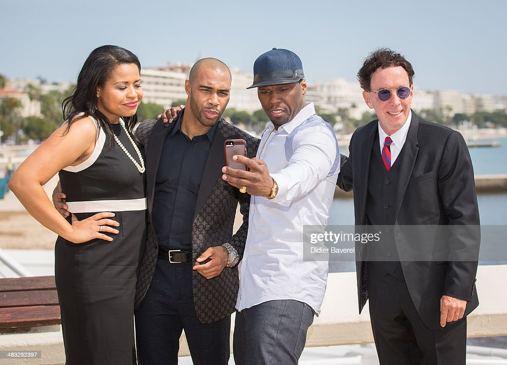'Power' Photocall At MIPTV 2014 In Cannes