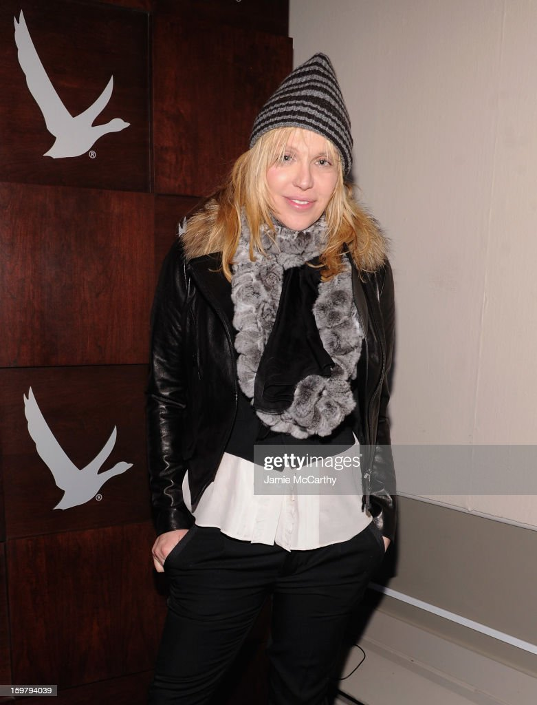 <a gi-track='captionPersonalityLinkClicked' href=/galleries/search?phrase=Courtney+Love&family=editorial&specificpeople=156418 ng-click='$event.stopPropagation()'>Courtney Love</a> at the Grey Goose Blue Door on January 20, 2013 in Park City, Utah.
