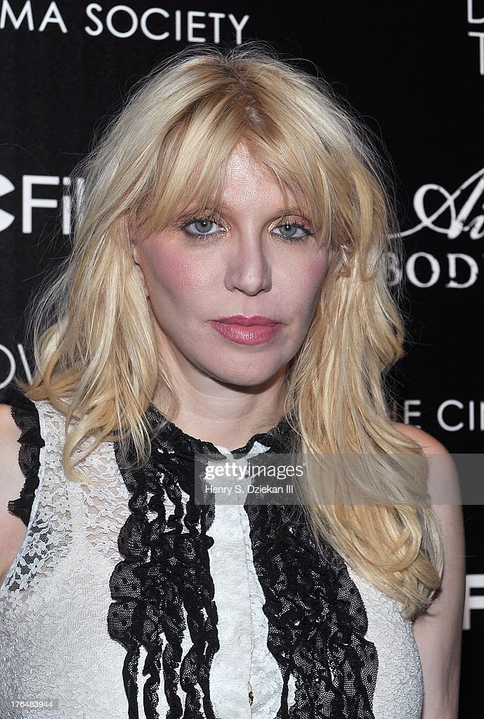 <a gi-track='captionPersonalityLinkClicked' href=/galleries/search?phrase=Courtney+Love&family=editorial&specificpeople=156418 ng-click='$event.stopPropagation()'>Courtney Love</a> attends the Downtown Calvin Klein with The Cinema Society screening of IFC Films' 'Ain't Them Bodies Saints' at Museum of Modern Art on August 13, 2013 in New York City.