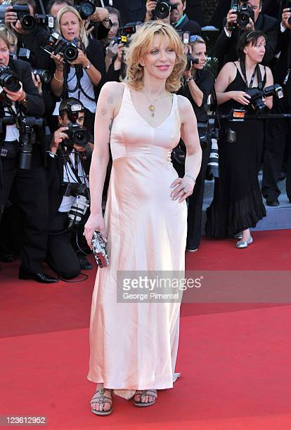 Courtney Love attends the 'This Must Be The Place' Premiere during the 64th Cannes Film Festival at the Palais des Festivals on May 20 2011 in Cannes...