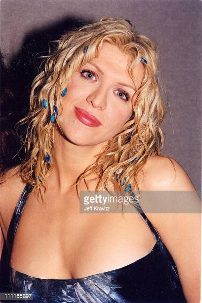 Courtney Love during Billboard Awards '98 at MGM Grand in Las Vegas Nevada United States