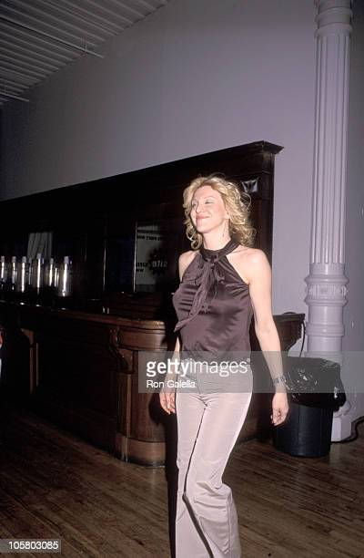 Courtney Love during Digital Hollywood Industry's Premiere Marketplace at Puck Building in New York City New York United States