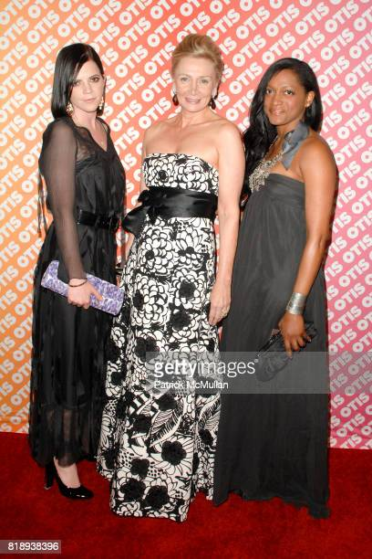 Courtney Mullin Shelley E Reid and Katie Lee attend 28th Annual Otis Scholarship Benefit Fashion Show at Beverly Hilton Hotel on May 8 2010 in...