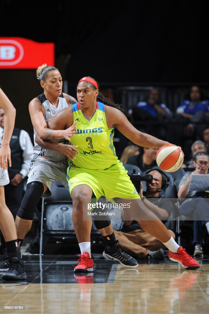 Dallas Wings v San Antonio Stars