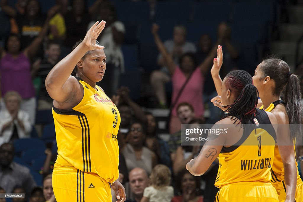New York Liberty v Tulsa Shock