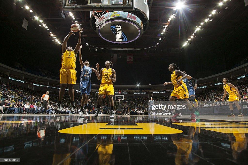 Minnesota Lynx v Tulsa Shock