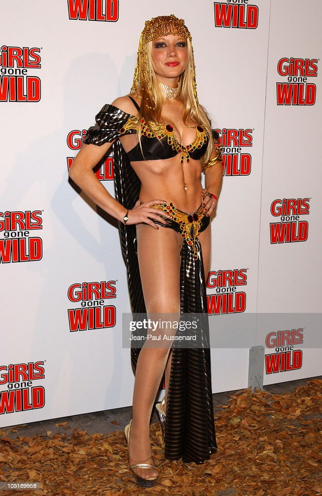 """Girls Gone Wild' Elegant Sin Halloween Party - Arrivals"