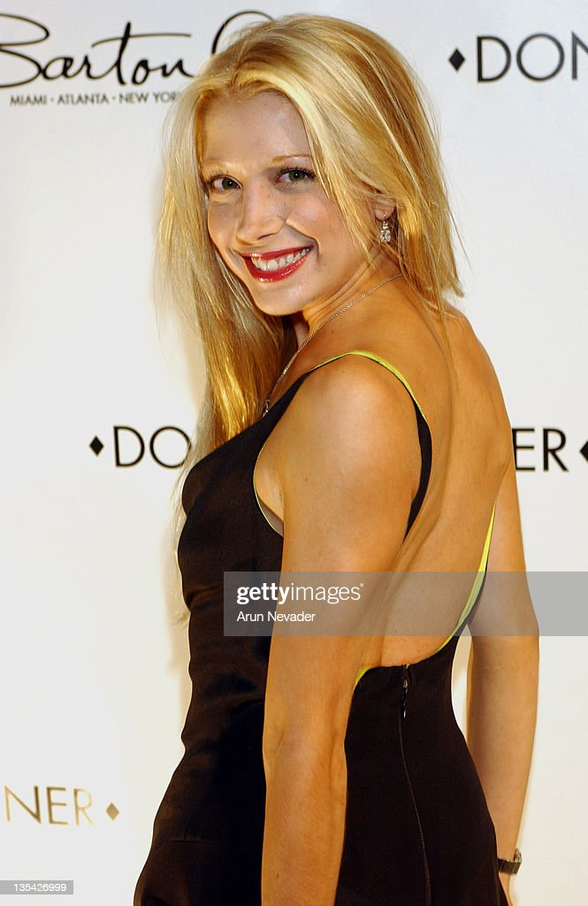 Courtney Peldon during Grand Opening Of The Donald J Pliner Boutique In Beverly Hills Benefiting The Mark Wahlberg Youth Foundation - Arrivals at Donald J Pliner in Beverly Hills, California, United States.