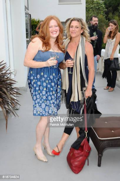 Courtney Quinn and Cheryl Nields attend Bret Easton Ellis to celebrate the publication of his new novel IMPERIAL BEDROOMS at Penthouse on June 10...