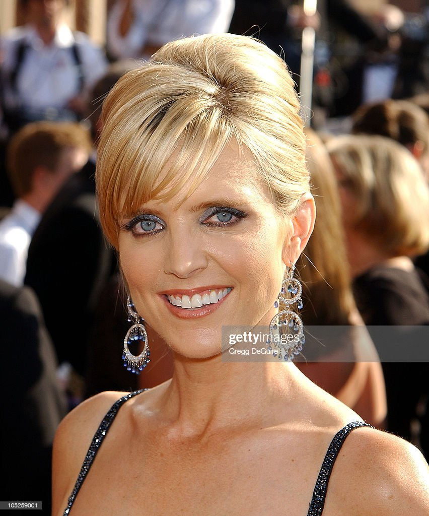<a gi-track='captionPersonalityLinkClicked' href=/galleries/search?phrase=Courtney+Thorne-Smith&family=editorial&specificpeople=215377 ng-click='$event.stopPropagation()'>Courtney Thorne-Smith</a> during 55th Annual Primetime Emmy Awards - Arrivals/DeGuire at The Shrine Auditorium in Los Angeles, California, United States.