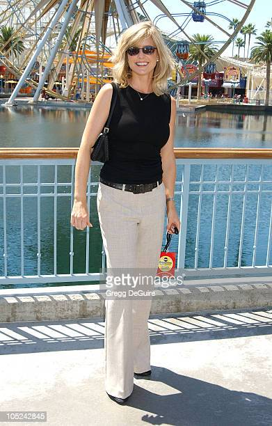 Courtney ThorneSmith during ABC Primetime Preview Weekend at Disney's California Adventure in Anaheim California United States