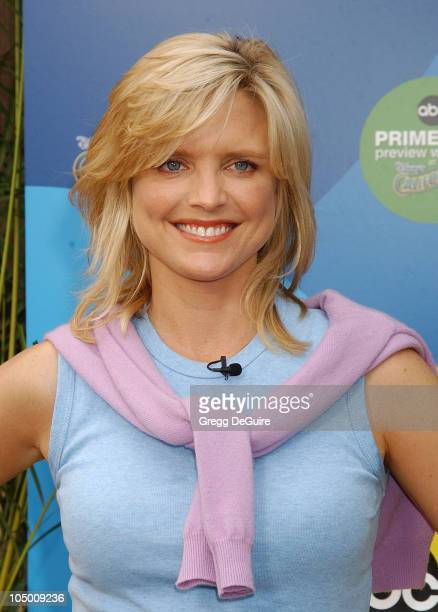 Courtney ThorneSmith during ABC Primetime Preview Weekend Day 2 at Disney's California Adventure in Anaheim California United States