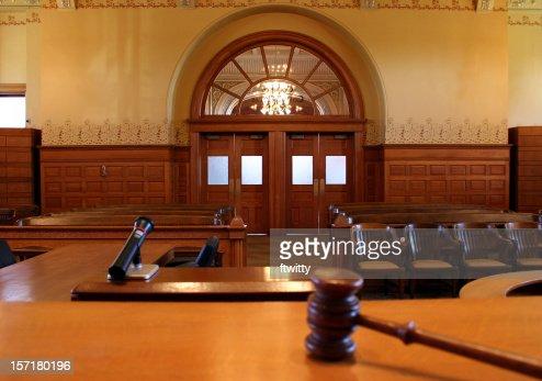 Salle de tribunal 1
