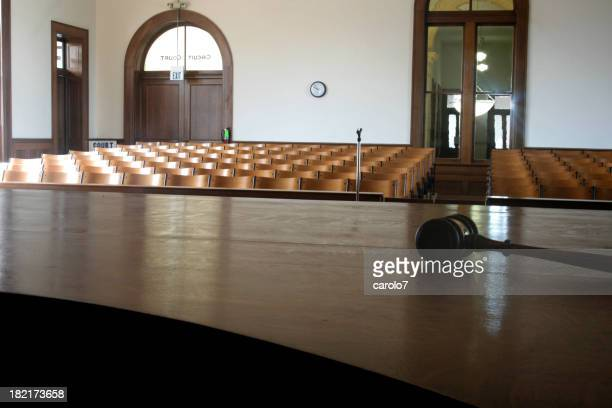 Courtroom.