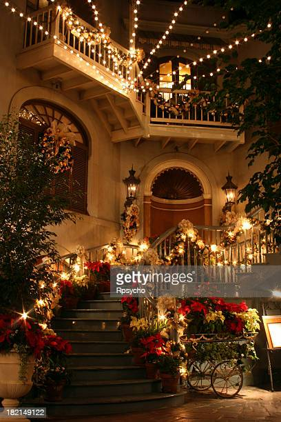 Courtyard Treppe