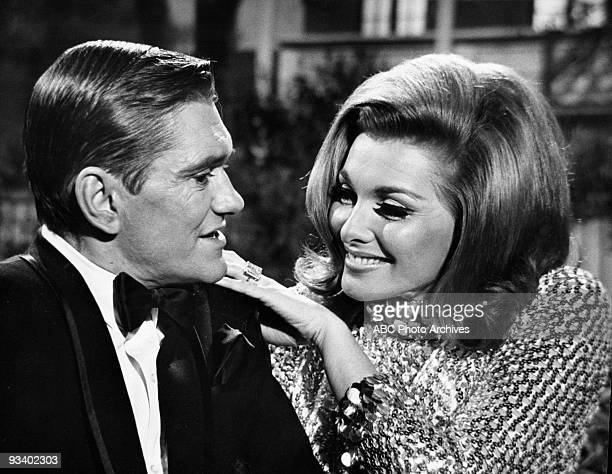 BEWITCHED 'Cousin Serena Strikes Again' Season Five 10/25/68 Serena turns Darrin's Italian client into a monkey