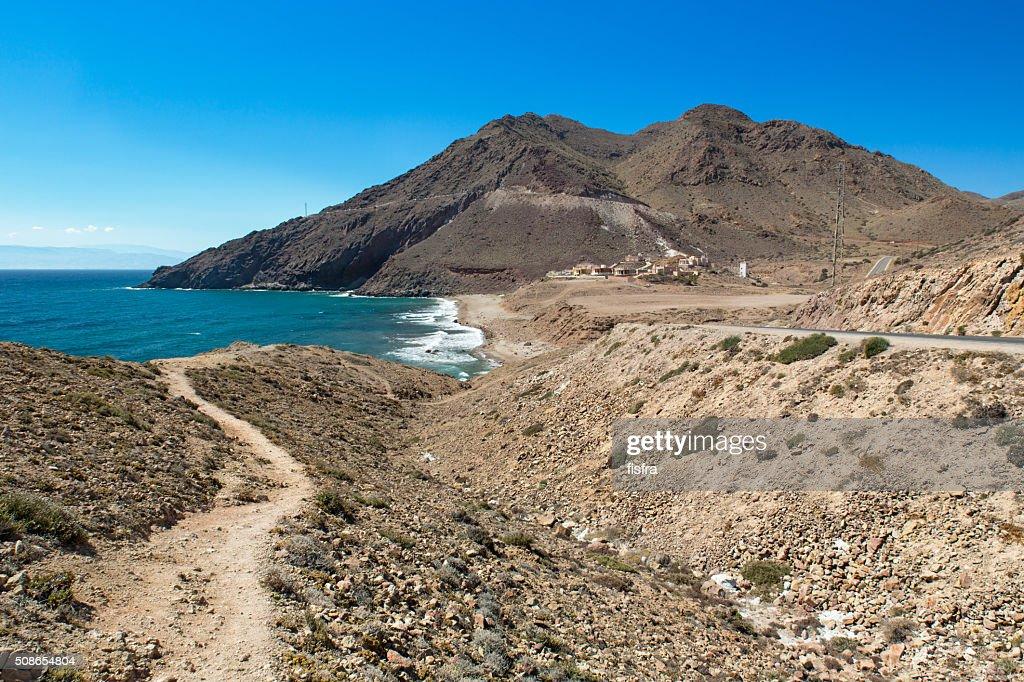 Cove at Cabo del Gata, Almeria, Spain : Stock Photo
