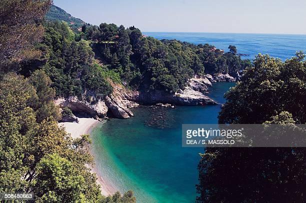 Cove near Lerici Liguria Italy