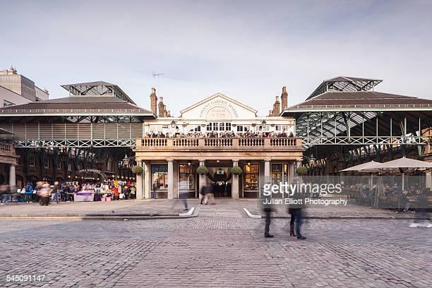 Covent Garden market in London, England