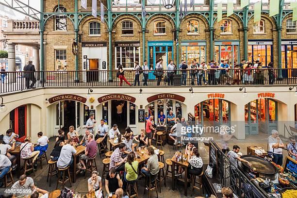 Covent Garden, the main courtyard