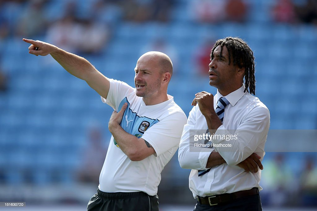Coventry City v Stevenage - npower League One