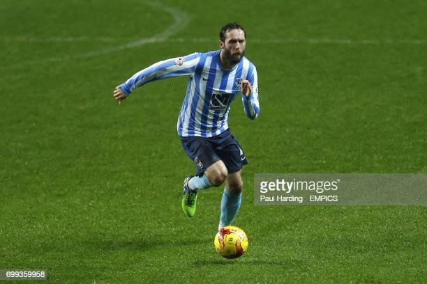 Coventry City's James O'Brien