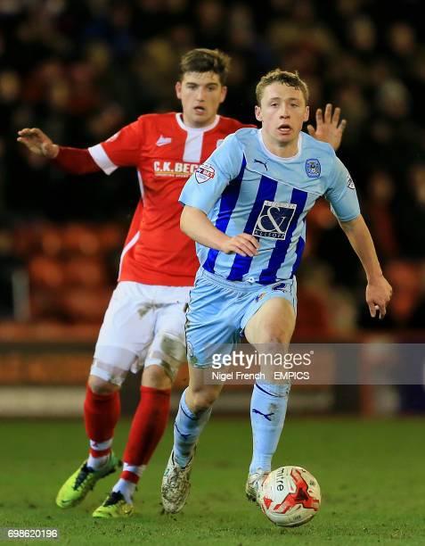 Coventry City's Matthew Pennington