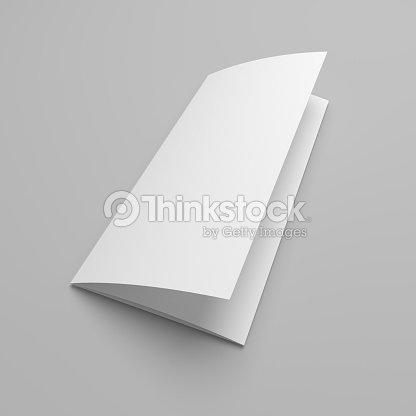 cover 3d illustration trifold brochure mockup stock photo thinkstock