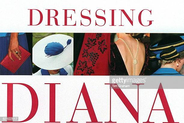 Cover Of Book Dressing Diana By Tim Graham