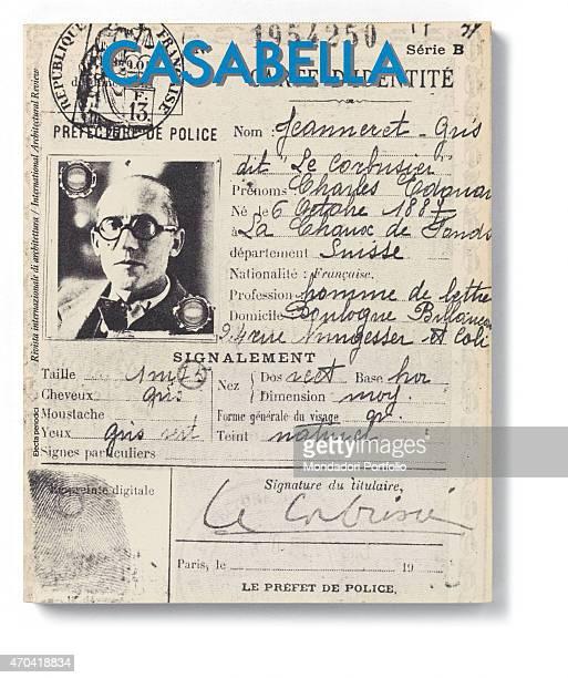 'Cover of Casabella N 531532 JanuaryFebruary 1987 20th Century graphic 31 x 28 cm Italy Lombardy Milan Arnoldo Mondadori Editore Whole artwork view...