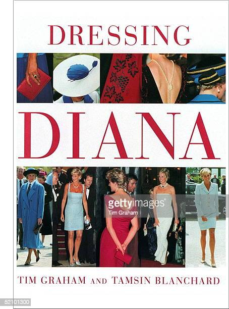 Cover Of Dressing Diana Book By Tim Graham