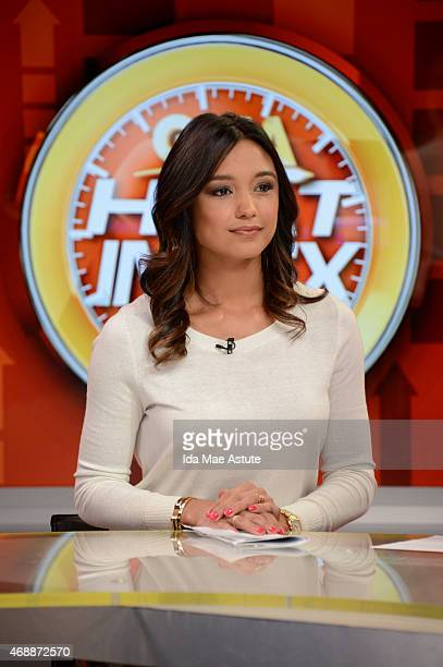 AMERICA Coverage of GOOD MORNING AMERICA 4/7/15 airing on the ABC Television Network
