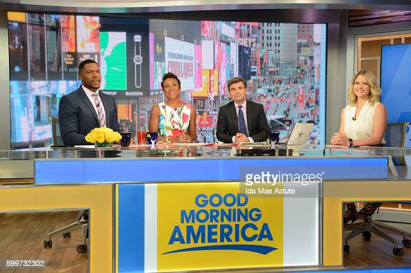 Good Morning America Abc : George stephanopoulos stock photos and pictures getty images