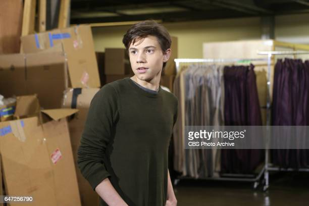 Coverage of the CBS series THE BOLD AND THE BEAUTIFUL Weekdays on the CBS Television Network Pictured Anthony Turpel is RJ Forrester