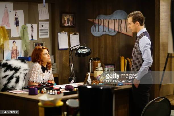 Coverage of the CBS series THE BOLD AND THE BEAUTIFUL Weekdays on the CBS Television Network Pictured Courtney Hope is Sally Spectra and Alex Wyse as...
